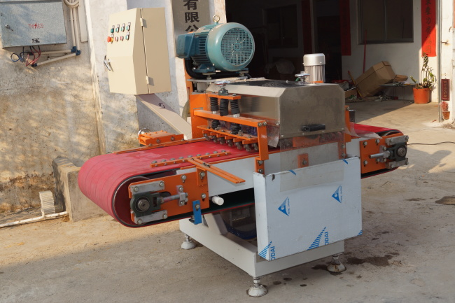 800 double group blade continuose cutting machine to JiaJiang  city,SiChuan province