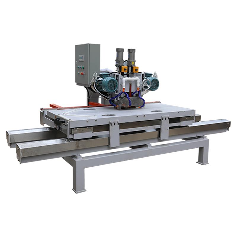 1800  CNC Hand Push Double-Blade Cutting Machine.