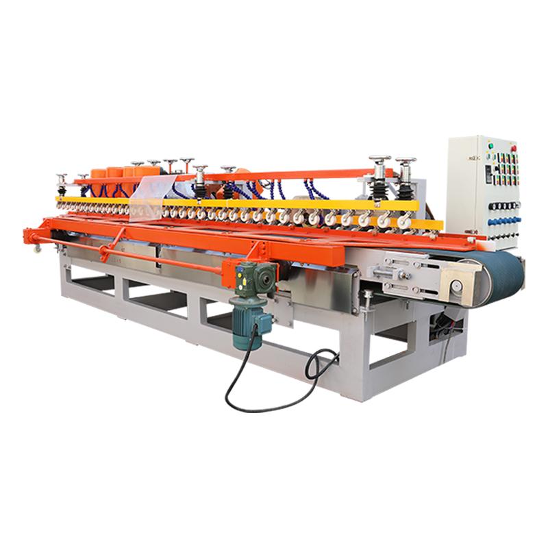 Customized-arc polishing machine (no swinging arm ) .