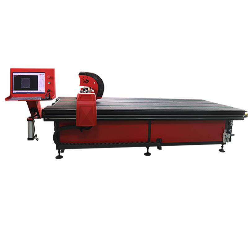 Hy-3617 High Speed Rock Slab Cutting Machine.