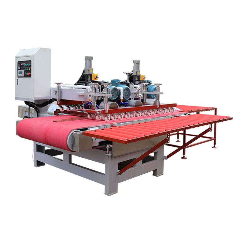Rock slab CNC three blade cutting machine