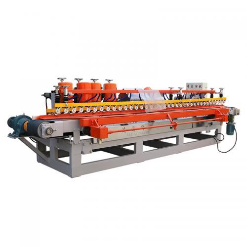 Customized-arc polishing machine (no swinging arm )
