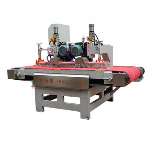 1200 front and rear knife automatic rock slab cutting machin