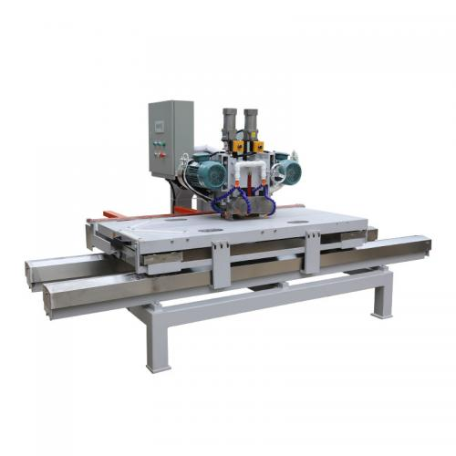 1800 Hand Push CNC Double-Blades Cutting Machine