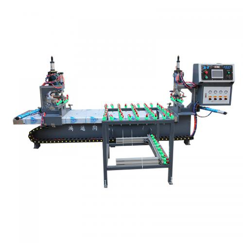 Hy-2300 rock slab double-head chamfering machine