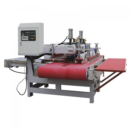 1800 CNC three-blades automatic rock slab and tile cutting machine