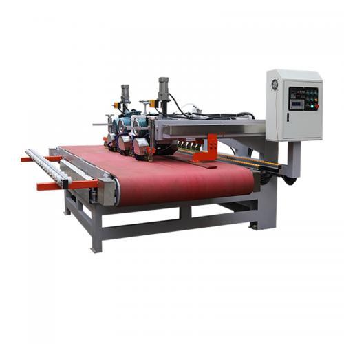 2400 CNC Three-blade Cutting Machine