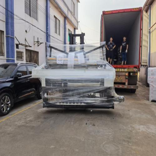 Three machines exported to the Philippines