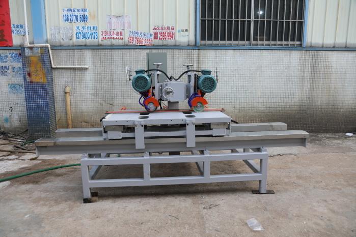 Manual ceramic tile cutting machine