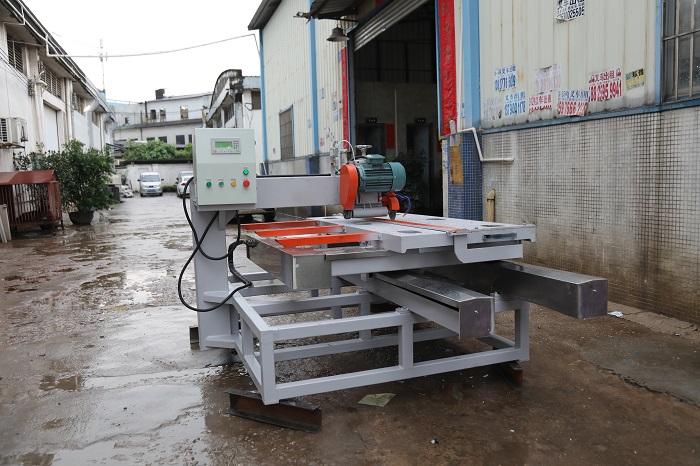 Hand push ceramic processing equipment