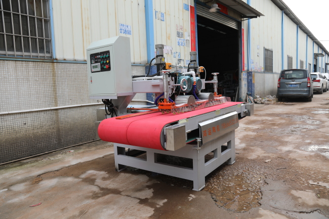 HY-1200 CNC front and rear blade cutting machine