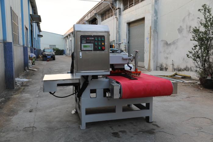 HY-1200 CNC three-blade cutter