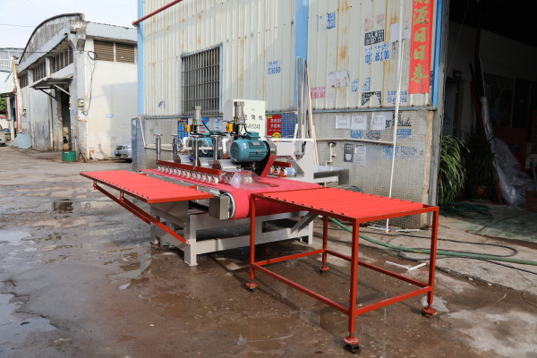 HY-1800 CNC three-blade cutter