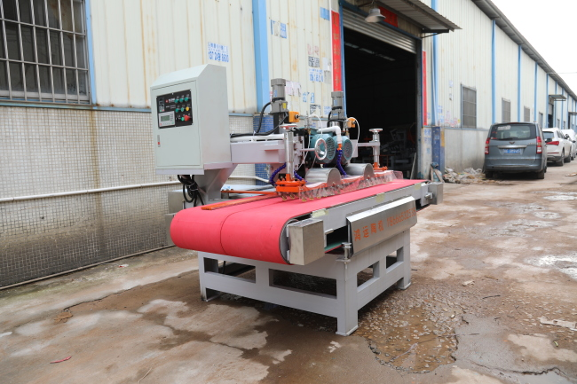 1200 CNC front and rear blade tile cutter
