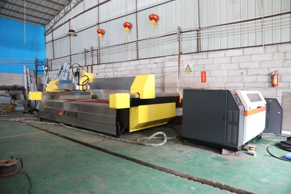HS-5 axis waterjet cutting machine