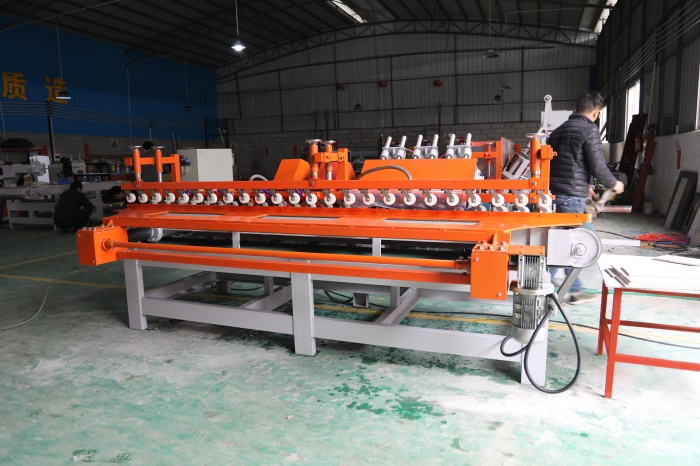 Pay attention to tile chamfering machine
