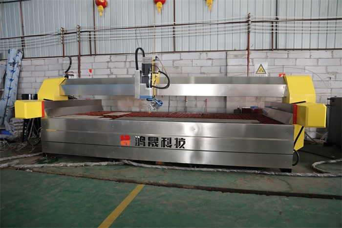 HS-4020AC five-axis water jet