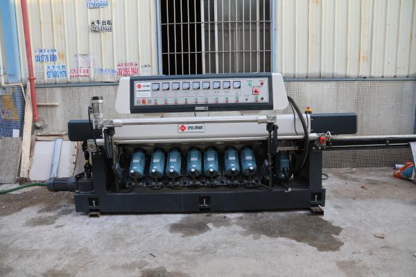 45-degree chamfering machine for sintered stones
