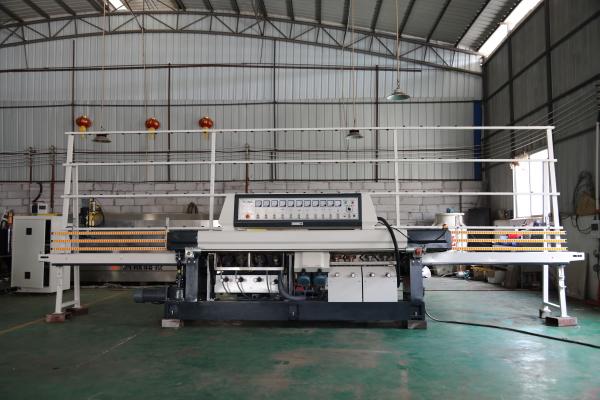 HY-3200 automatic sintered stone seamless chamfering machine