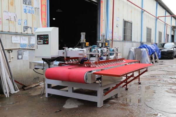 1800 mm three-blade CNC full-automatic porcelain tile cutting machine