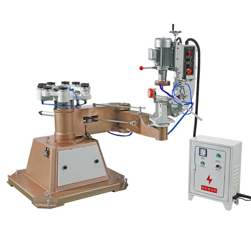 Countertop special edge grinding machine