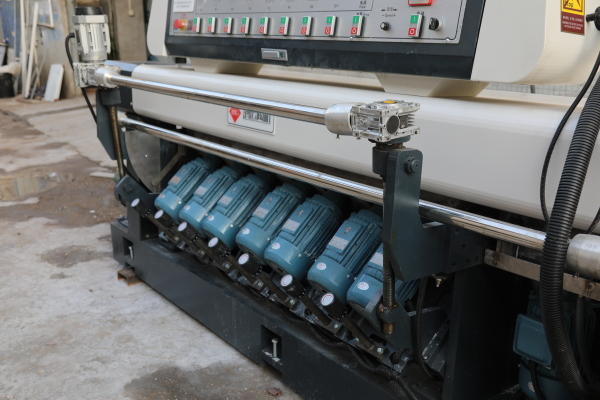 3200 porcelain slab 45-degree grinding and chamfering machine