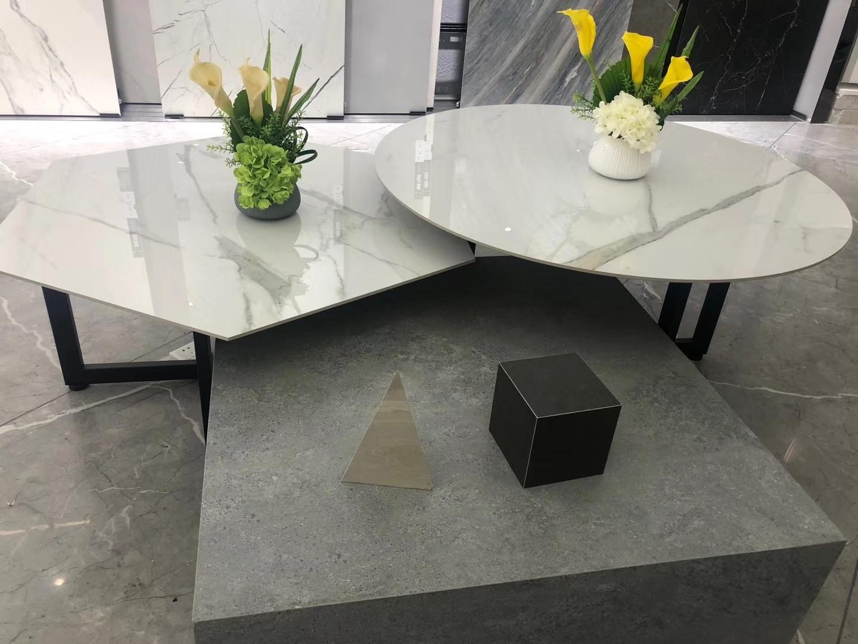 Porcelain tile products
