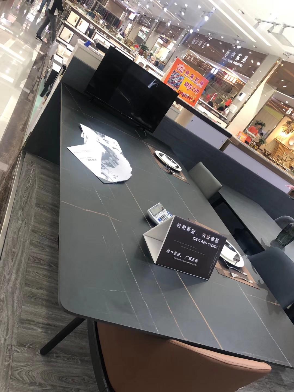 porcelain tile tables