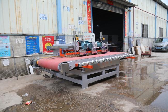 2400 CNC three blade cutting machine