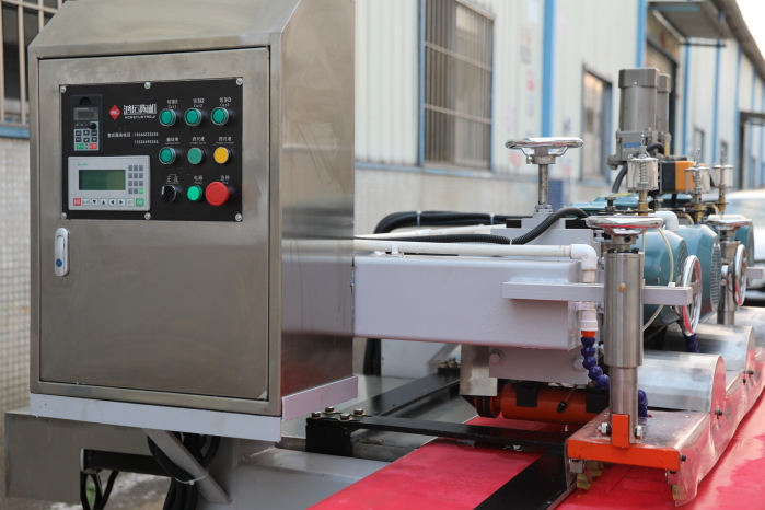 1200 type CNC three-blade porcelain tile cutting machine