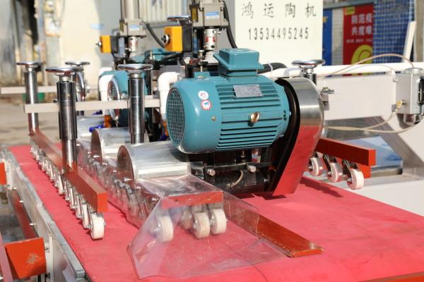 1800 three-blade CNC automatic porcelain cutting machine