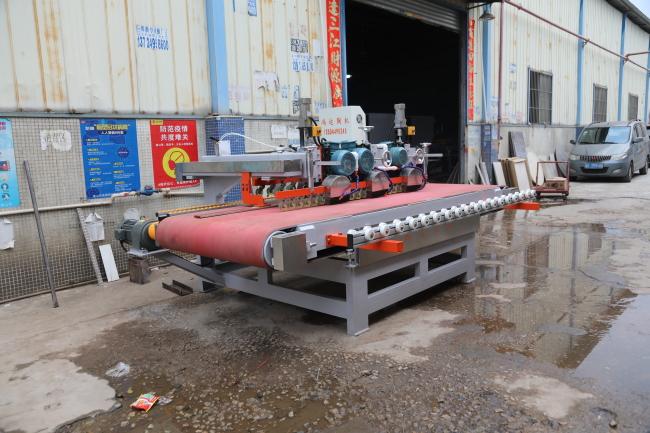 2400mm porcelian slab cutting machine