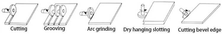 multi function ceramic tile cutting machine